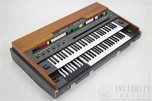 Yamaha YC-45D Organ