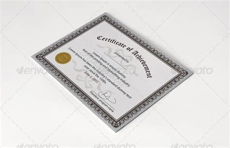 achievement certificates word ai indesign psd