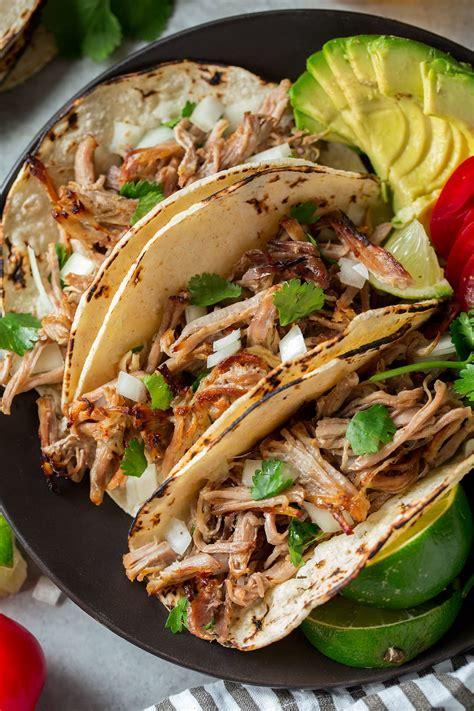 carnitas instant pot  slow cooker method cooking classy