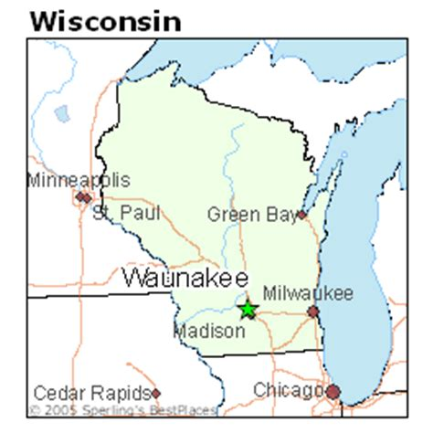 places    waunakee wisconsin