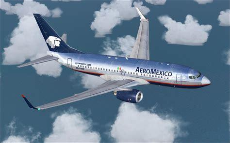FS2004 AeroMexico 737-700 (16771) SurClaro Photos