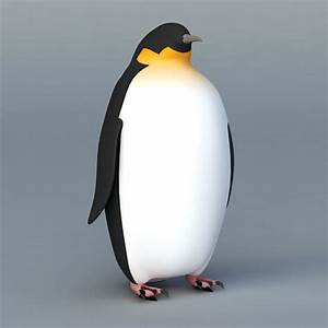 Industrial Spider Light Emperor Penguin 3d Model 3ds Max Files Free Download