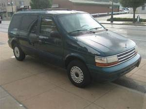 Buy Used 1995 Plymouth Voyager In 9011 Reading Rd