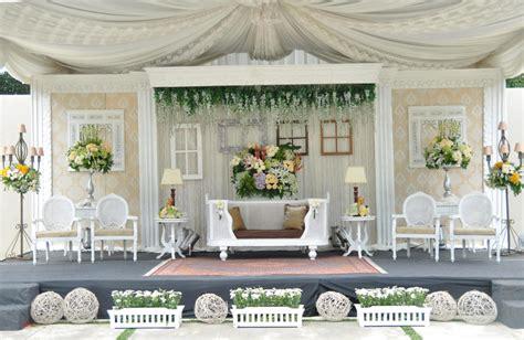 ide dekorasi pernikahan  rumah  sederhana tapi