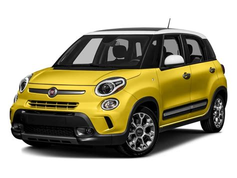 Fiat 500l Models by New 2016 Fiat 500l Prices Nadaguides