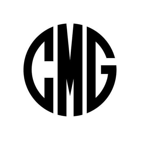 personalized monogram initials decal  initials decal initials logo design monogram initials