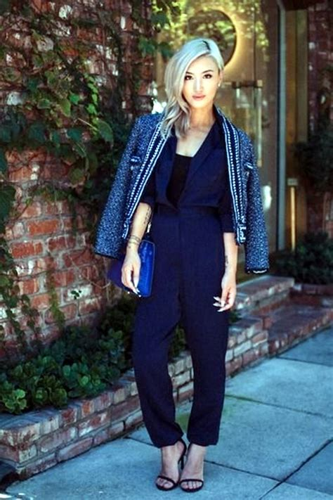 30 Chic-ish Ideas To Wear Tweed Jacket Outfits This Winter