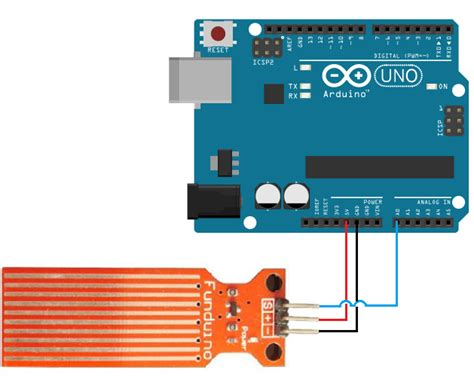 How Build Liquid Level Sensor Circuit With Arduino