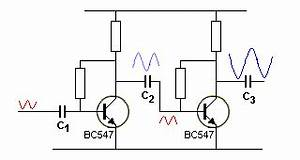 audio can i use a pnp transistor with an electret With simple microphone preamplifier circuit can use between your microphone