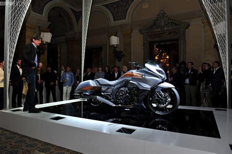 """Bmw Motorrad """"concept 101"""