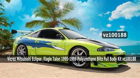 Vicrez Mitsubishi Eclipse /Eagle Talon 1995-1999 ...