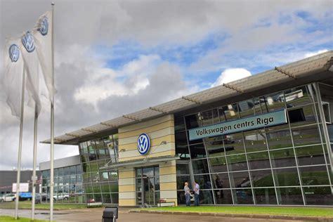 Volkswagen Centrs Rīga | TOP1000