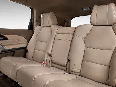 image  acura mdx awd  door tech pkg rear seats size