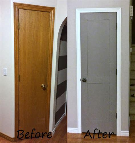 naughton  life flat panel door update