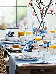 Idee Repas De Paques : 15 id es pour pr parer une jolie table de p ques ~ Melissatoandfro.com Idées de Décoration
