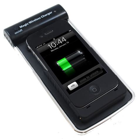 iphone charging pad powerslab wireless charge pad iphone 4