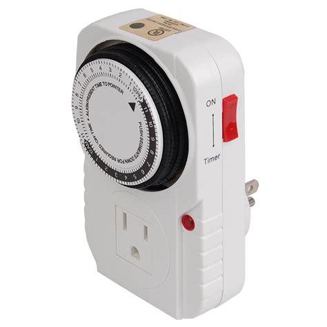Defiant Watt Amp Resistive Hour Indoor Plug