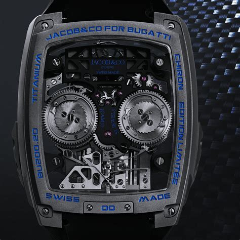 But an educated guess would place the price at about $9 million. The Jacob & Co. Bugatti Chiron Tourbillon, a Maximalist ...