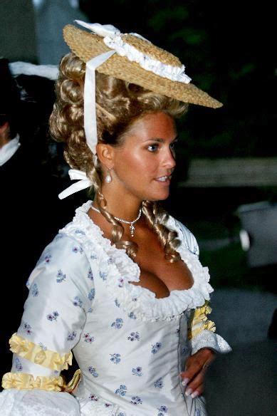 style costume  worn  princess madeleine