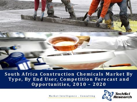 Construction Chemicals Market In South Africa 2020 Brochure