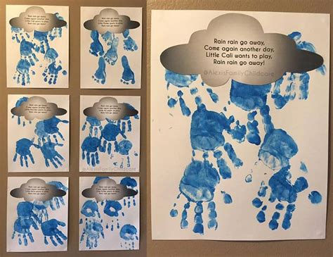 best 25 crafts ideas on weather crafts 738 | e4d047c73cde2f554e73856de10164c0 rain crafts weather crafts