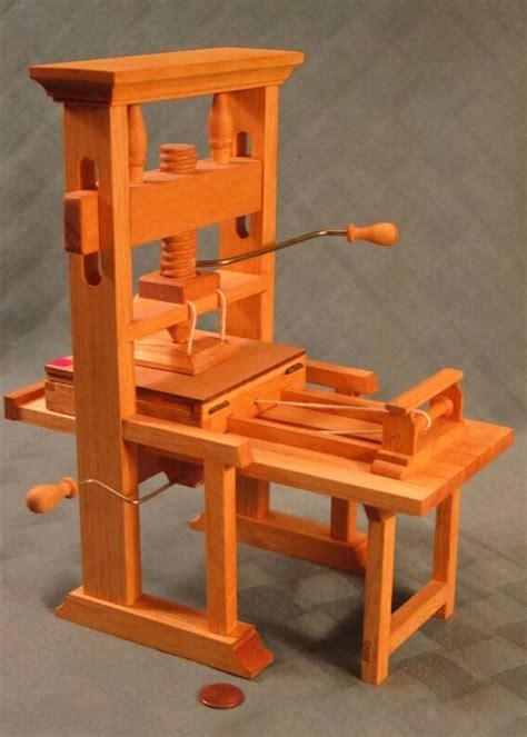 printing press model   printing press metal