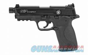Smith And Wesson M U0026p 22 Compact Suppressor     For Sale