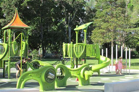 city botanic gardens playground cbd must do brisbane