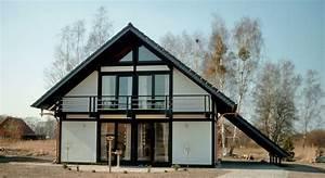 Ferienhaus Bauen Fertighaus : projekt kfw 70 hoko fertighaus gmbh ueckerm nde ~ Lizthompson.info Haus und Dekorationen