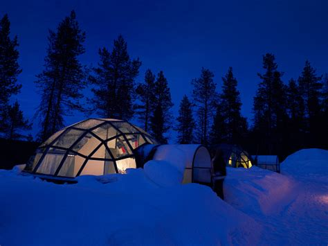 hotels to see northern lights coolest place to stay and see the northern lights