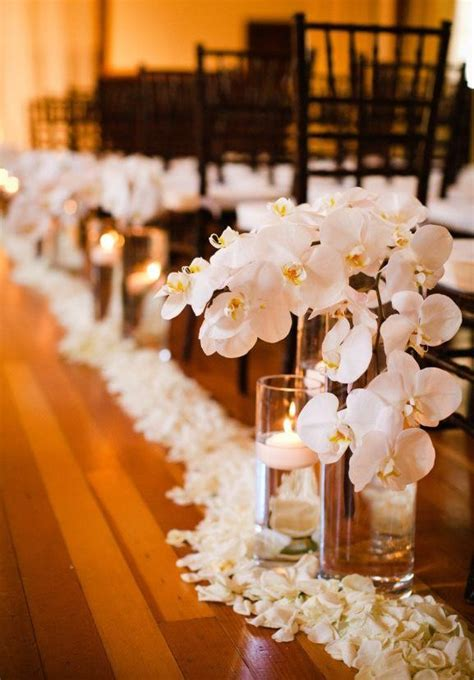 42 Best Aisle Decor Images On Pinterest Hawaii Wedding