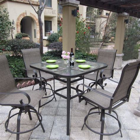 bistro table and 4 chairs furniture images about diy patio furniture on patio bar