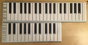 A 37-key addition to the Xkey MIDI keyboard family ...