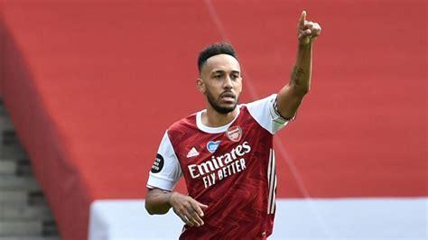 Aubameyang set to sign new Arsenal deal - Flizzyy Get News ...