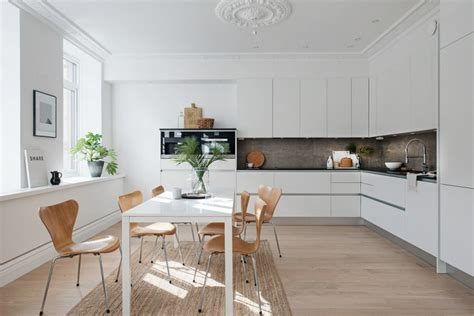 21+ Scandinavian Dining Room Designs, Decorating Ideas