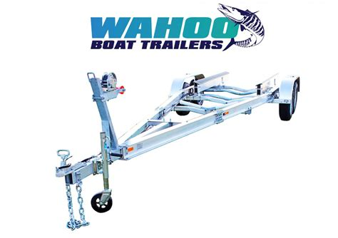 Boat Trailer Dual Axle by 2 Ton Alloy Boat Trailer Dual Axle Northern Territory