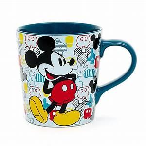 Mickey Mouse Tasse : mickey mouse pattern mug ~ A.2002-acura-tl-radio.info Haus und Dekorationen