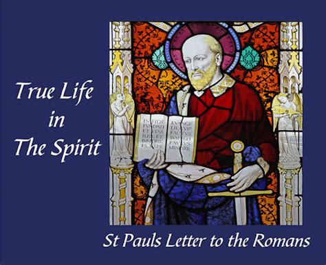 letter to the romans st paul s letters the year of paul the thing of the day