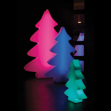 modern lighted christmas tree lumenio led modern christmas tree l