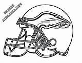 Coloring Helmet Eagles Football Helmets Philadelphia Nfl Goalie Printable Mask Drawing Drawings Clipart Cowboys Logos Cliparts Clip College Clipartmag Hockey sketch template