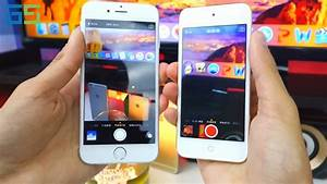 Apple iPhone 6 vs iPod Touch 6th Generation Speed Test ...