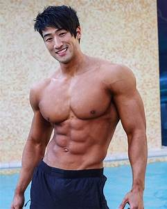 Chul Soon Back When He Was Super Aesthetic   Bodybuilding