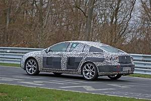 Opel Insignia 2017 : 2017 opel insignia stretches its legs on the nurburgring nordschleife autoevolution ~ Medecine-chirurgie-esthetiques.com Avis de Voitures