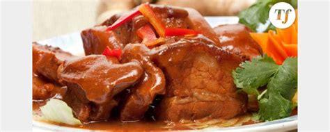 cuisiner de la cervelle de porc comment cuisiner la joue de porc 28 images recettes de