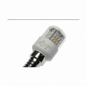 Ampoule De Frigo : ampoule led frigo e14 3w 3000 k vision el 7940 ~ Premium-room.com Idées de Décoration
