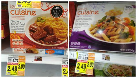 lea cuisine free cow chocolate with lean cuisine purchase