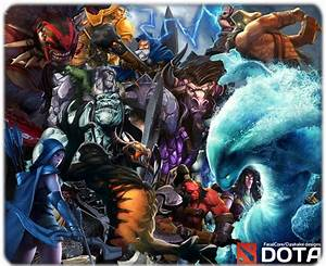 DOTA 2 Heroes Game Mouse Mat Mouse Pads Pinterest