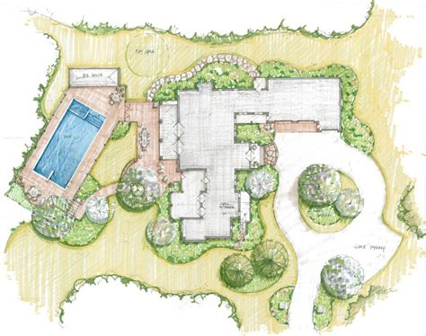 backyard plans designs garden design home plans stone landscaping choosing natural and project image pictures another