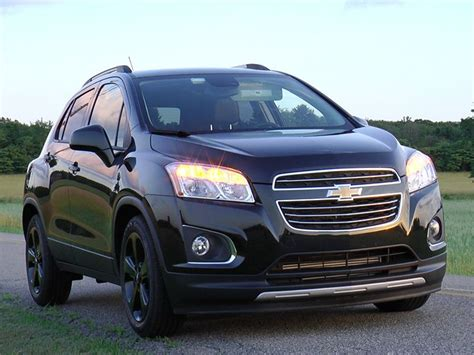 Chevrolet Trax 2016 by 2016 Chevrolet Trax Midnight Edition Road Test And Review