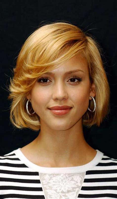 jessica alba bob hair short hairstyles